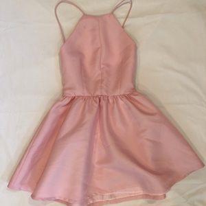 tobi pink princess dress